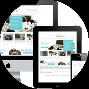 Создание и модернизация сайта